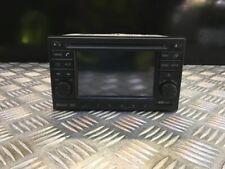 10-14 Nissan Juke Radio/Lettore CD / Sat Navigatore Navigazione Testa Gruppo