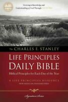 Charles F. Stanley Life Principles Daily Bible : New American Standard Bible,...