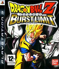 Dragonball Z Burst Limit PS3 USATO ITA
