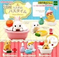 epoch rabbit of bus time Gashapon 6 set mini figure capsule toys