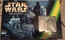 Star Wars Escape the Death Star Game & Exclusive Vader /Skywalker Action Figures