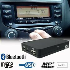 Bluetooth Handsfree MP3 CD Changer Adapter Car Kit Honda Civic Jazz 2002 - 2013
