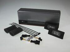 Genuine Audi LED Number Plate Light Kit