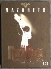 NAZARETH The Naz Box 4 CD Digipack (2011) With 64 Page Book