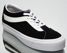 Vans Bold Ni Unisex Men's Women's Black White Low Skate Lifestyle Sneakers Shoes