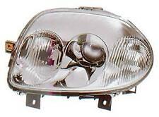 Phare Optique avant droit pour RENAULT CLIO 2 phase 1, 1998-2001, HB3+H7, Neuf