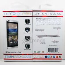 Z Nitro Tempered Glass Clear HTC Desire 626 626s Verizon AT&T T-mobile Sprint