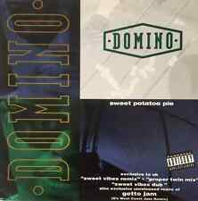 "DOMINO - Sweet Potatoe Pie (Remixes) (12"") (VG-/G)"