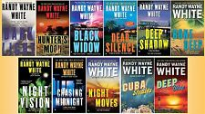 Doc Ford Florida Series Collection Set Books 13-23 Paperback Randy Wayne White