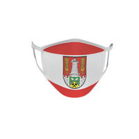 Gesichtsmaske Behelfsmaske Fahne Flagge Salzgitter