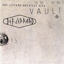 DEF LEPPARD - Vault - Greatest Hits 1980-1995 (2LP Vinyle) 2018 Island /