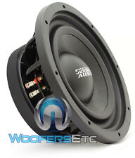 "SUNDOWN AUDIO SD-3 12 D2 12"" 500W RMS DUAL 2-OHM SHALLOW SUBWOOFER SPEAKER NEW"