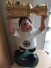 Eintracht Frankfurt Gartenzwerg Fußball Pokalsieger 2018 - Ausverkauft !!!