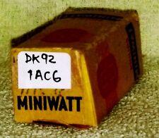 NOS Miniwatt 1AC6 (DK92) vacuum tube radio TV valve, TESTED