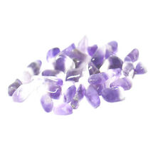 Banded Quality Amethyst Small Crystal Tumble Gemstone 20g Bundle Bags