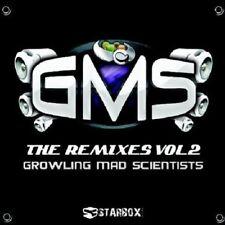 GMS - REMIXES VOLUME 2  CD NEW+ KID DUSTY/JESSICA EVE/FELGUK/DEADMAU5