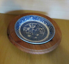 Decorative 1960-1979 Willow Pattern Transfer Ware Pottery