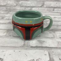 Funko Pop Home Star Wars Boba Fett 12 oz. Mug Lucasfilm LTD.