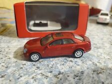 1/64 Diecast 2004 Cadillac CTS Red - Chinese Dealer Exclusive HTF *PLEASE READ*