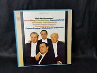 Stern / Rose / Istomin - Gala Performance 2 LP NM D2S 720 Stereo CBS 360