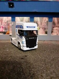 1:64 Scale Scania R730, Anfield Transport, Code 3, rand New