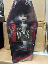 MEZCO LIVING DEAD DOLLS RESURRECTION IX 9 VARIANT JACK THE RIPPER  FREE SHIPPING