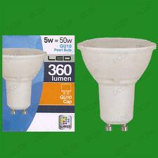 1 x 5W GU10 LED Ultra Basse Consommation Allumage Instantané Réflecteur Spot