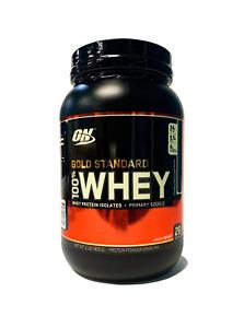 Optimum Nutrition Gold Standard 100% Whey Protein 2 lbs ~ 29 Serves PICK FLAVOR