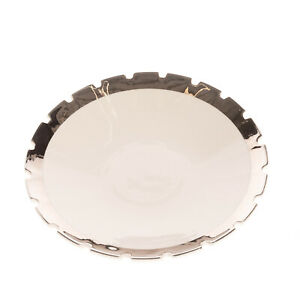 DIESEL Living with SELETTI Machine Collection Porcelain Soup Plate Industrial