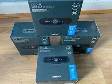 More details for logitech brio stream edition 4k ultra hd webcam - 960001194