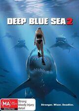 Deep Blue Sea 2 : NEW DVD