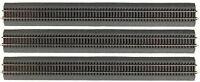 Roco H0 42506-S Gerades Gleis G4 mit Bettung, Länge 920 mm (3 Stück) - NEU + OVP