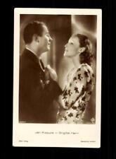 Jan Kiepura und Brigitte Helm ROSS Verlag Postkarte ## BC 124528