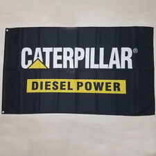 Wall Banner Flag Man Cave Gar Banner for Caterpillar Flag 3x5 FT- FREE SHIPPING!