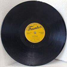 LOS CORRALEROS DE MAJAGUAL Fuentes 801947 La Pisinga LATIN 78 RPM LISTEN