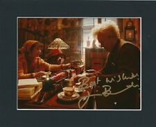 JIM BROADBENT PADDINGTON ORIG. HAND SIGNED 10X8 MOUNTED AUTOGRAPH PHOTO INC COA