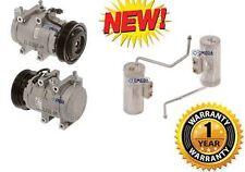 New A/C Compressor with Rec. Drier Fits 2005-1999 2.7L Sonata, Magentis,  Optima