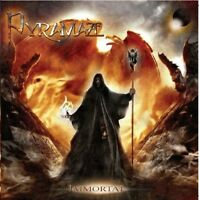 PYRAMAZE - IMMORTAL  CD NEW+