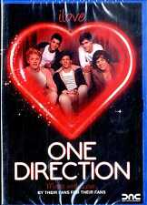 ONE DIRECTION made with Love DVD in Italiano FILM SEALED