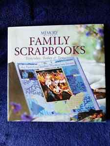 Memory Makers Family Scrapbooks Yesterday, Today & Tomorrow Gerbrandt Cannarella
