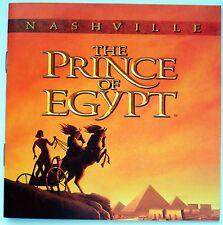 THE PRINCE OF EGYPT NASHVILLE - 1998 DREAMWORKS DRMD 50045 - CD -  LIKE NEW