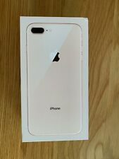 iPhone 8 Plus 64GB Rose Gold (BOX ONLY)