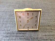 Vintage LSM Swiss Travel Alarm Clock Movement No Case