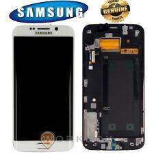 Display Komplettset Touchscreen Bianco per Samsung Galaxy S6 bordo G920 G925f