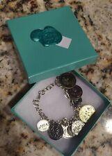 Australian Coin Bracelet Costume Jewelry BEAUTIFUL Piece