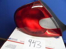00 01 02 Dodge Neon Driver taillight Used tail light #943