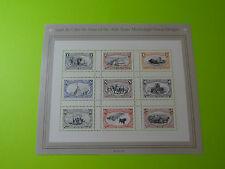 Stamps US * Sc 3209 * 1898 Trans-Mississippi * Sheet of 9 * Mint NH * 1998