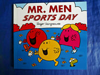 Mr. Men Sports Day by Roger Hargreaves 2012 P/Back