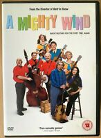 A Mighty Wind DVD 2003 Christopher Guest Folk Music Mockumentary Comedy Movie