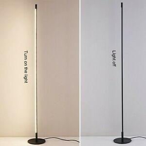 Brightech Helix 20W Floor Lamp - Platinum Silver